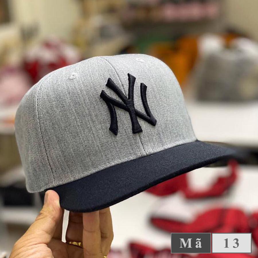 Snapback N.Y đẹp phong cách