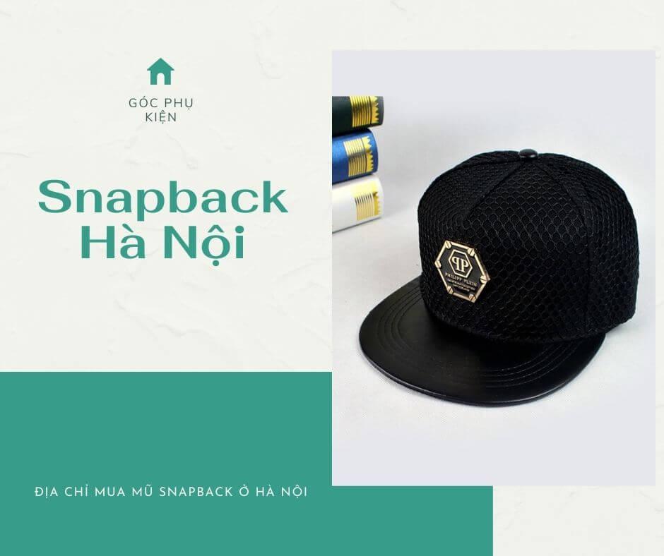 Địa chỉ mua mũ snapback ở hà nội